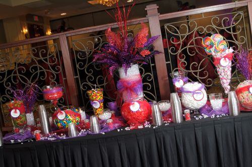 Candy buffet 12