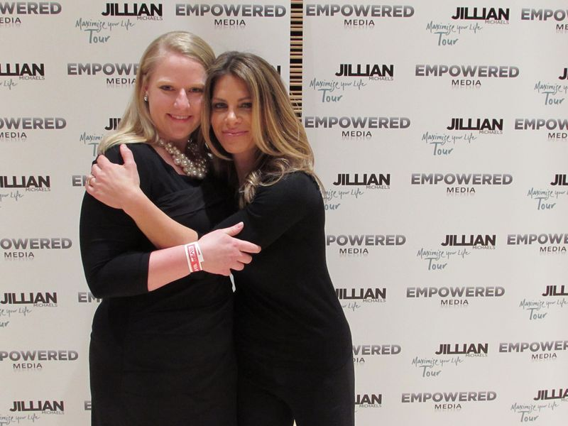 Sara and Jillian 2014